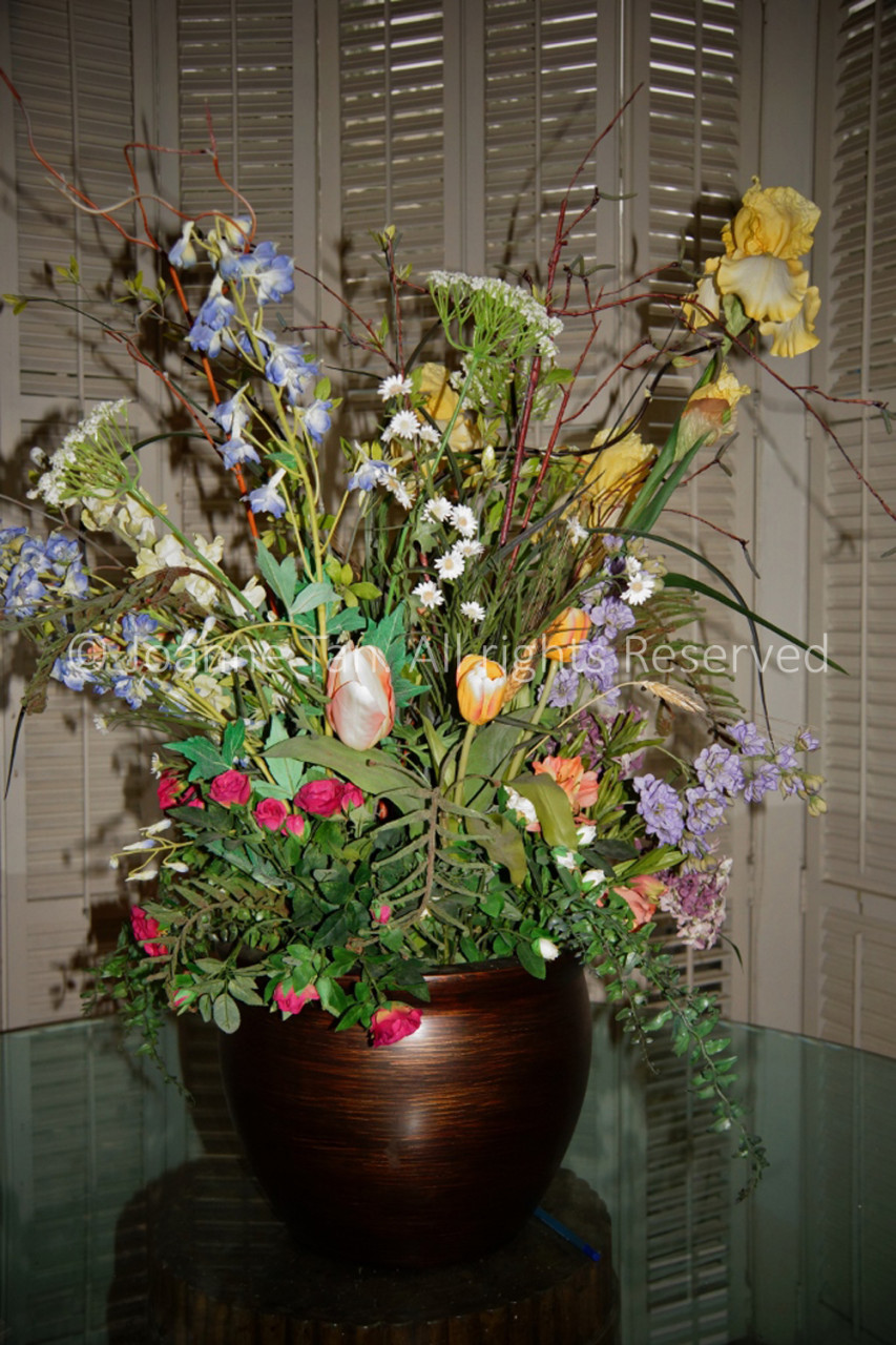 p - Interior - Flower arrangement, 1